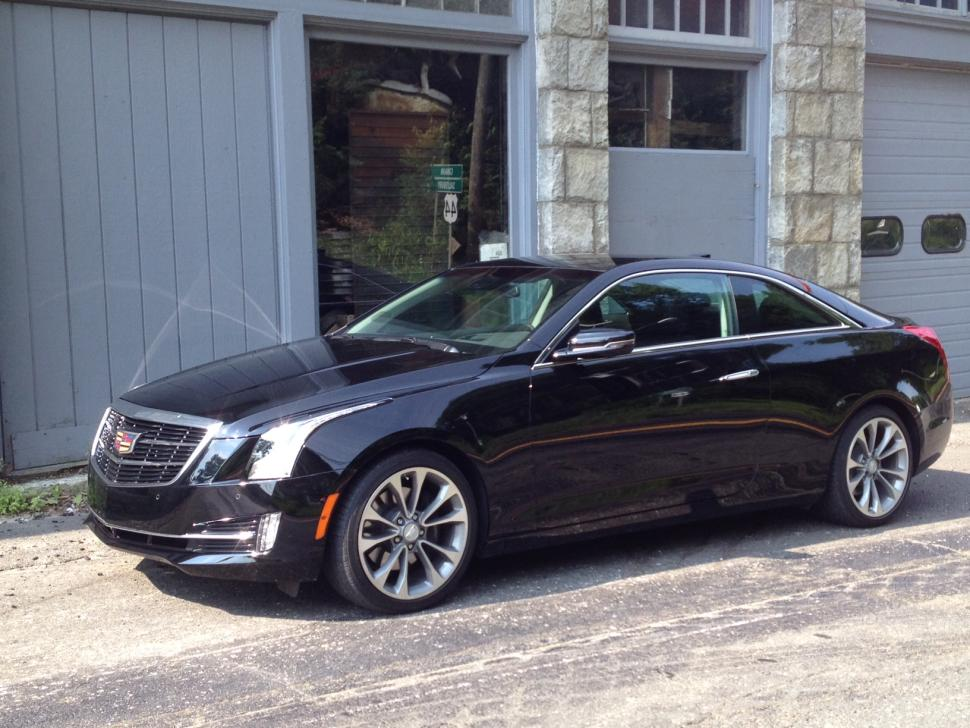 Cadillac ATS-V Coupe