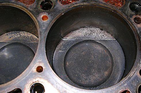 Детонация двигателя и причины ее появления