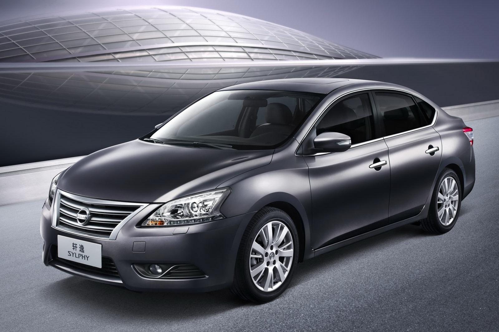 Nissan Sentra обзор
