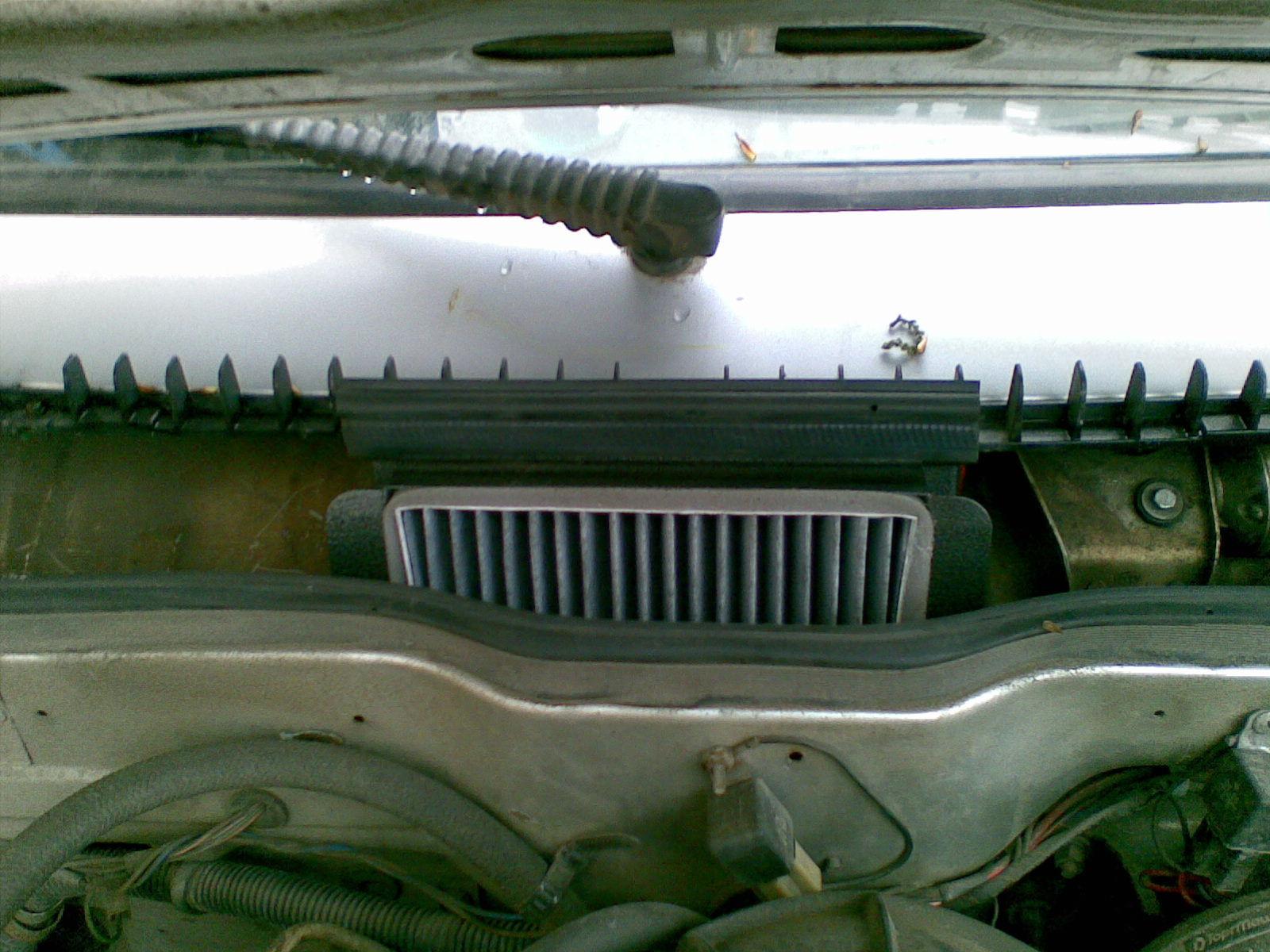 адаптера салонного фильтра ваз