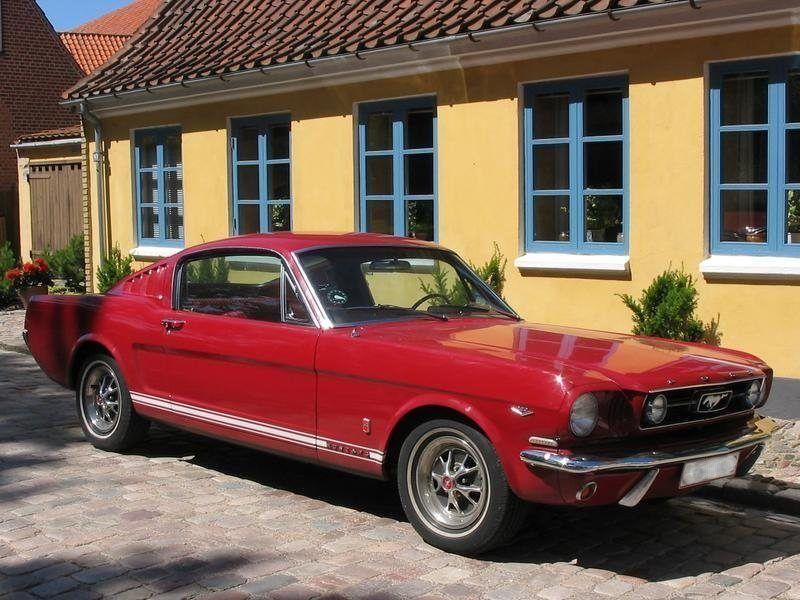 Первый Mustang: история создания легендарного авто