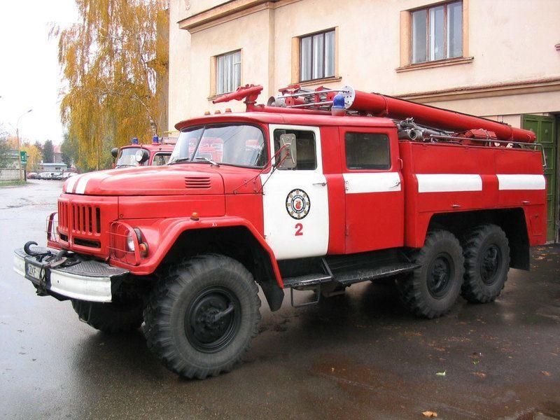 Спешим на пожар: пожарные машины, виды пожарных авто