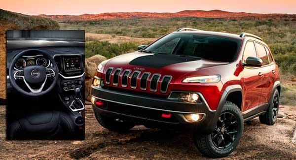 Jeep Cherokee обзор