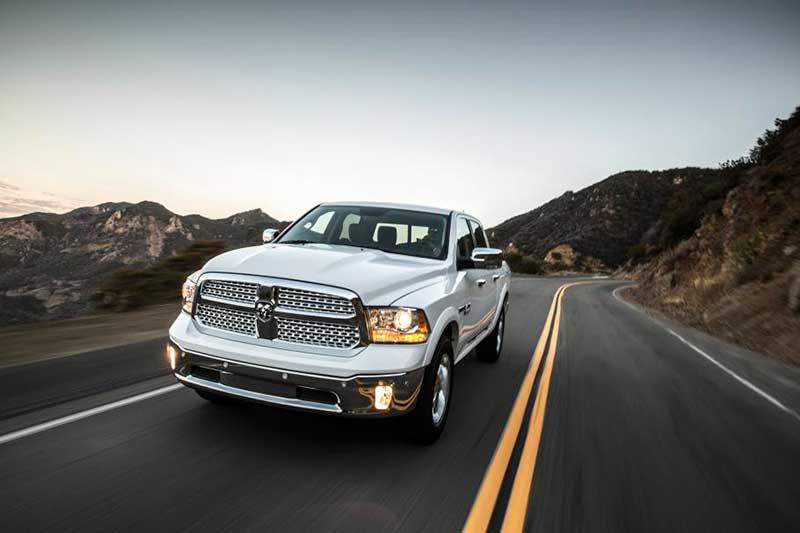 Виды грузовиков Dodge