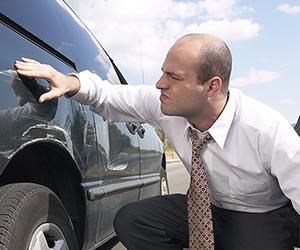 Kak opredelit krashenyj avtomobil