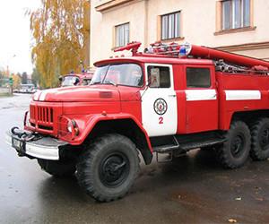 пожарные авто