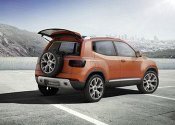 Volkswagen явил миру усовершенствованный Taigun