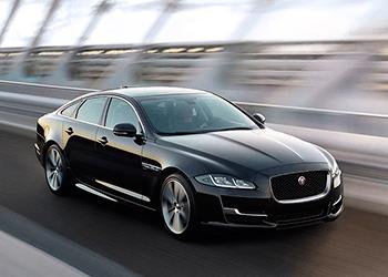 новый Jaguar XJ