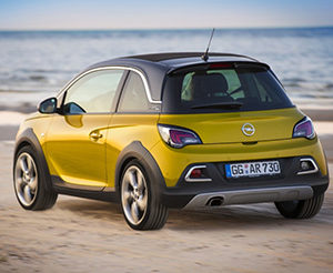 Opel Adam Rock