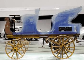 porshe-first-car