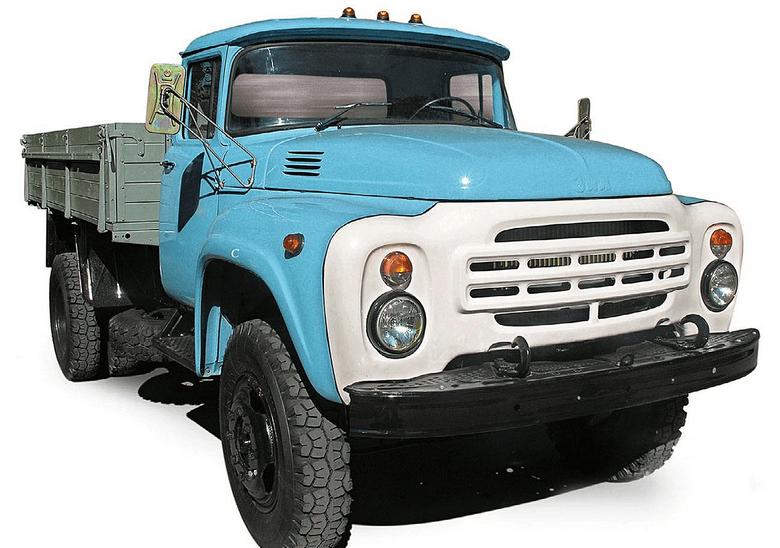 Система подачи и очистки воздуха в ЗИЛ-130