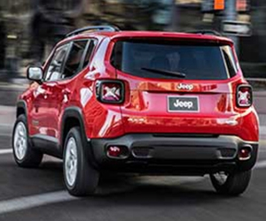 Тест Jeep Renegade