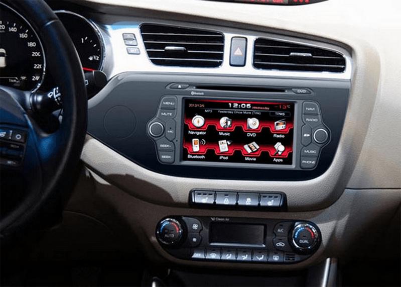 аудиосистема автомобиля