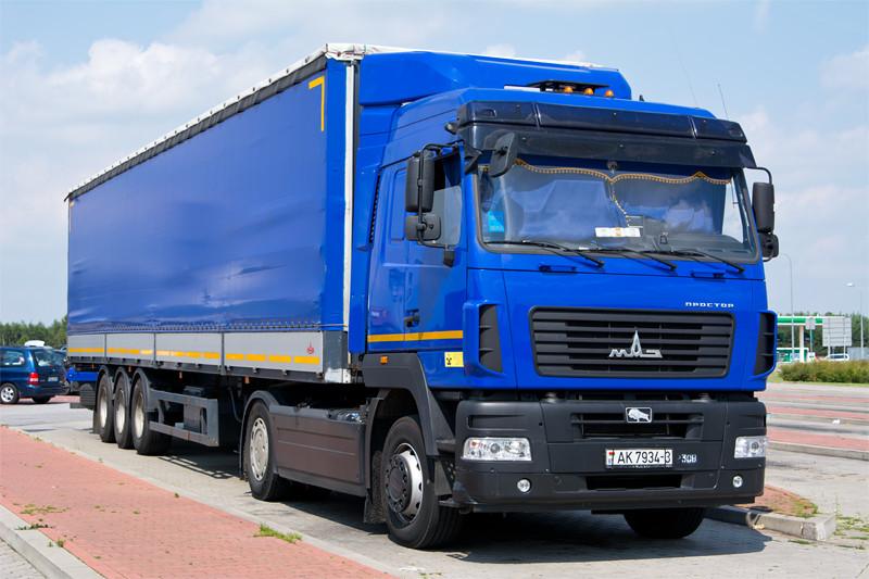 Компания МАЗ предоставляет новые модели грузовиков