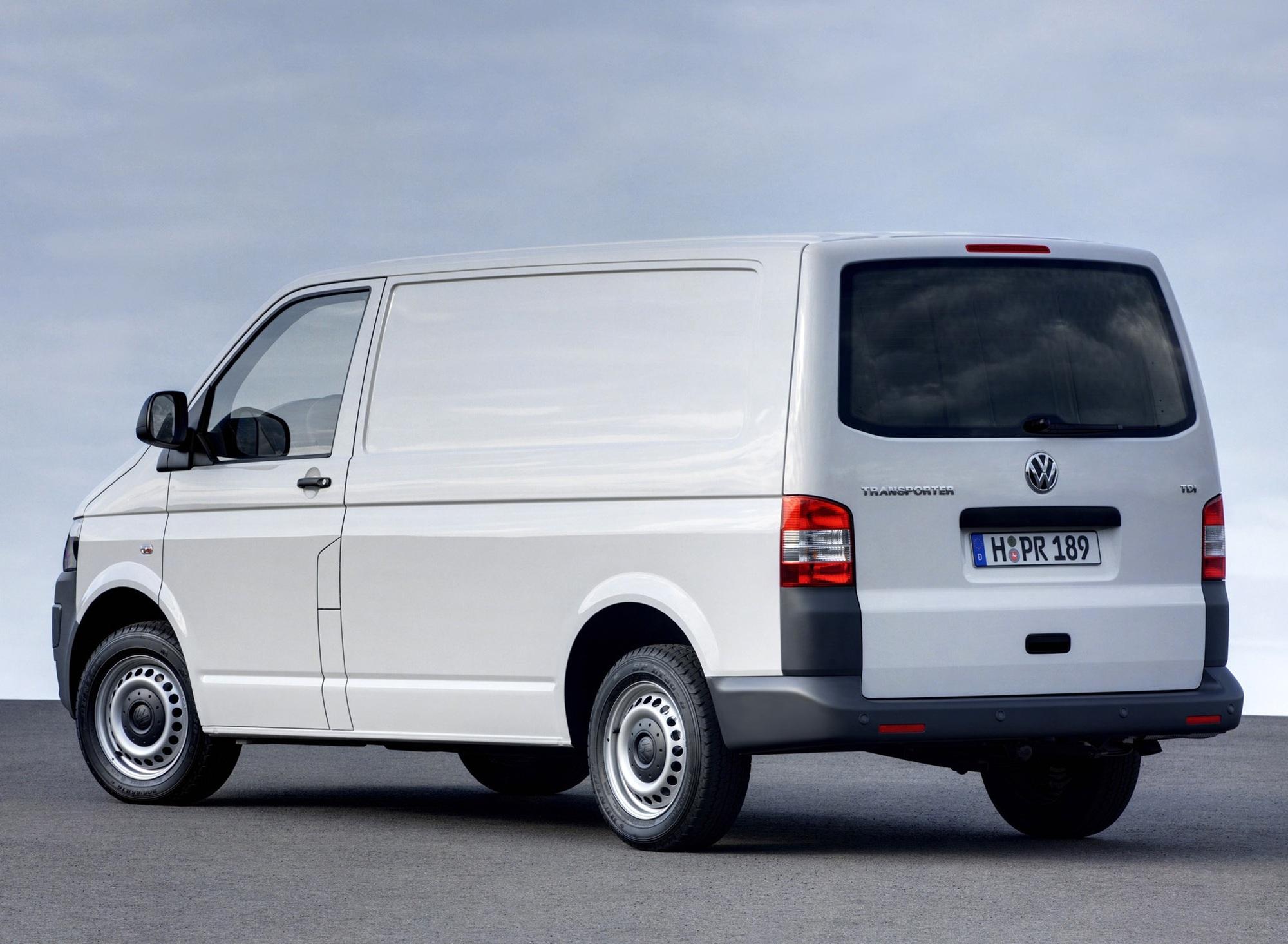 Неисправности характерные для двигателей Volkswagen Transporter T5