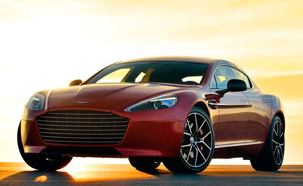 Aston Martin Rapide S обзор