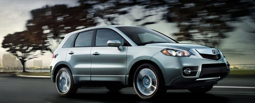 Ford Edge и Acura RDX