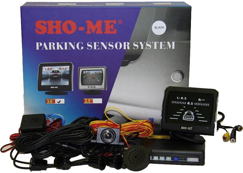 Парктроник Sho-Me KDR-36