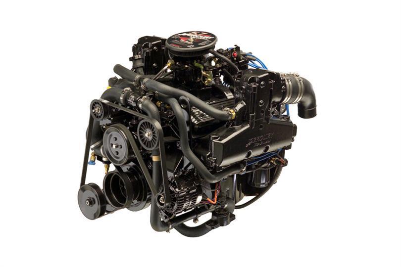 Четырехтактный двигатель