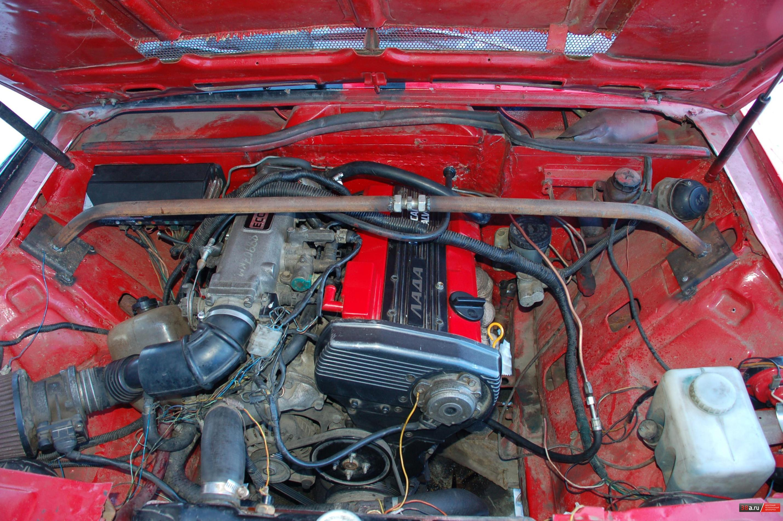 Ваз 2106 двигатель от иномарки