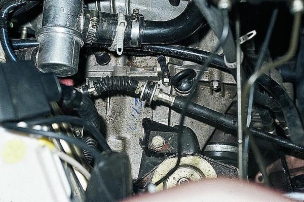 Привод сцепления автомобиля