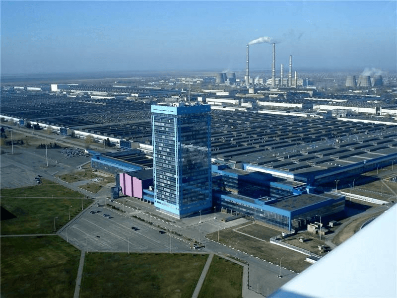 Завод ВАЗ